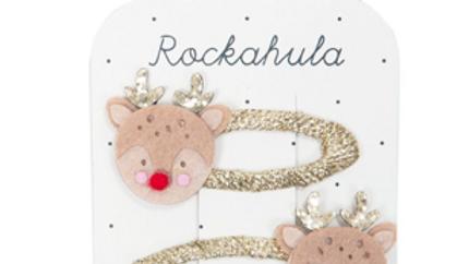 Little Reindeer Clips
