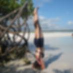 Yoga Teacher | Maiga Milbourne