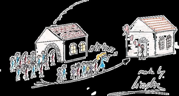 Linda-verleidt-bezoekers-naar-alternatie