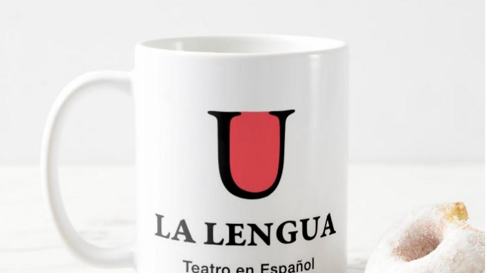 Mug blanco La Lengua