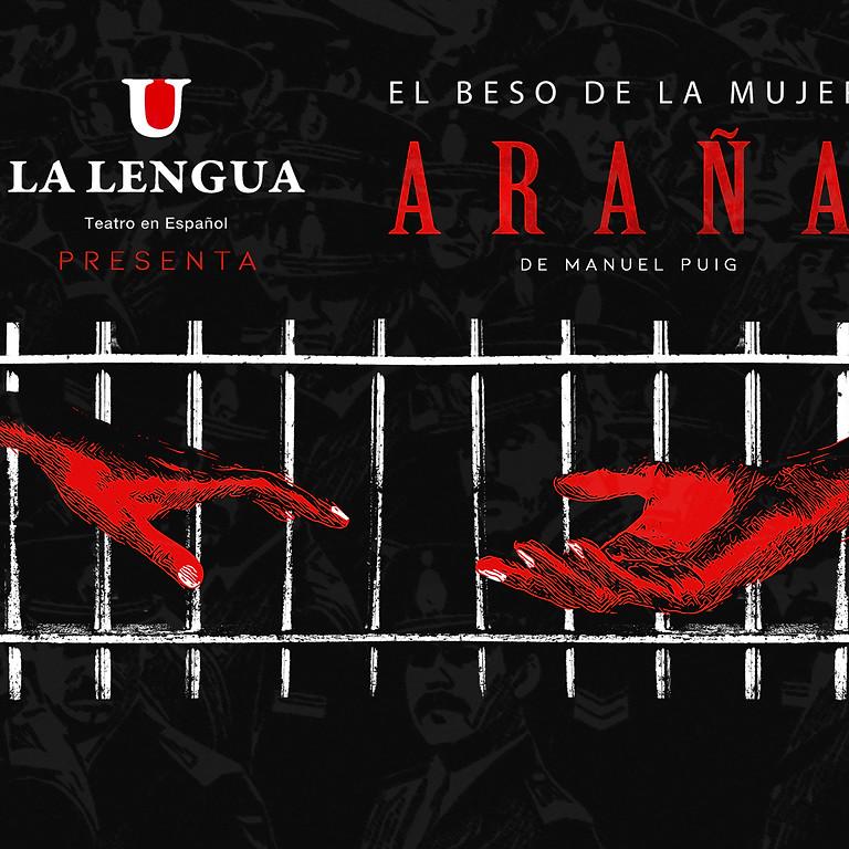 EL BESO DE LA MUJER ARAÑA de Manuel Puig (audiodrama)