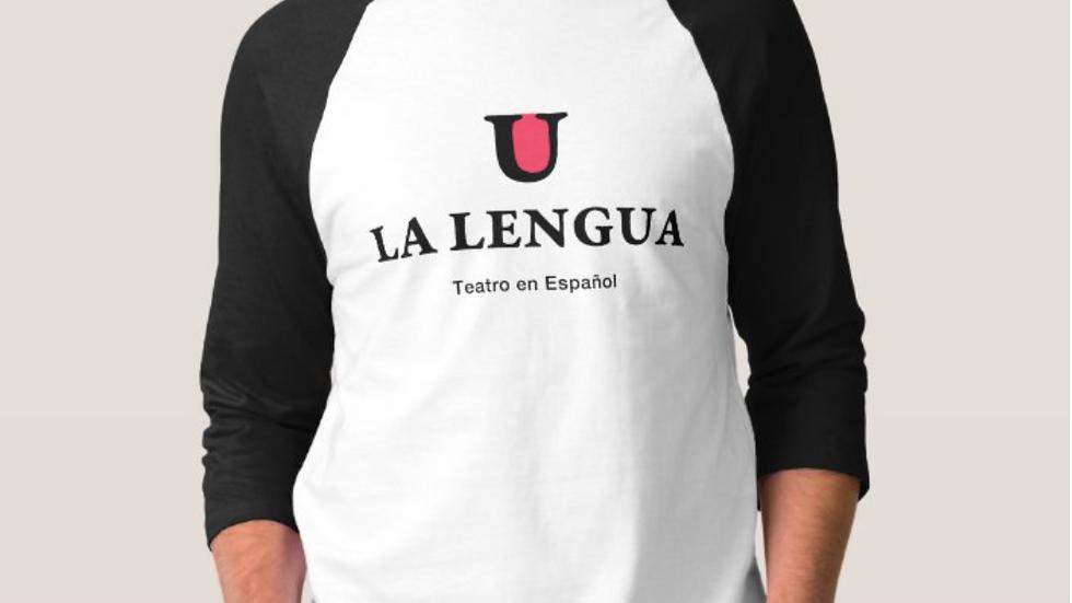 Camiseta Béisbol La Lengua (hombre)