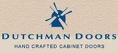 Burlingame Cabinet Company supplies Dutchmn Doors