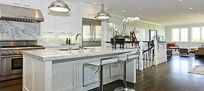 Burlingame Cabinet Company, affordable custom cabinets and countertops.  Burlingame California.