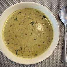 Home Style Mushroom Soup