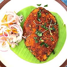 Fish Tawa / Deep Fry