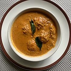 Homestyle Casava Curry