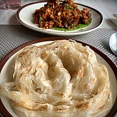 Malabar Parotta | Wheat Parotta