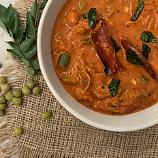 Allepey Vegetable Curry