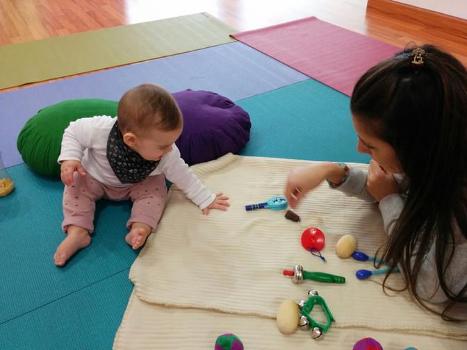 El curs de Gym per nadons ja ha començat!