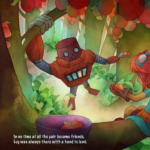Lynnie & Lug vs. The Forest