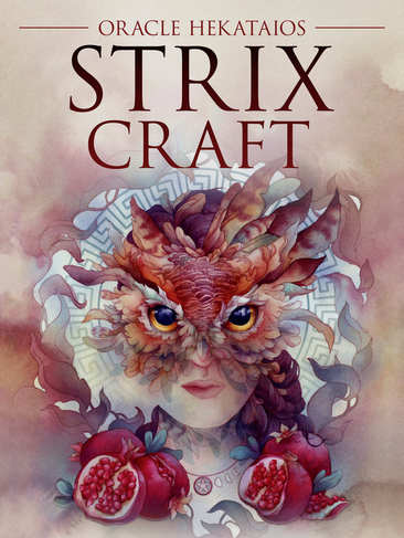 Strix Craft Cover