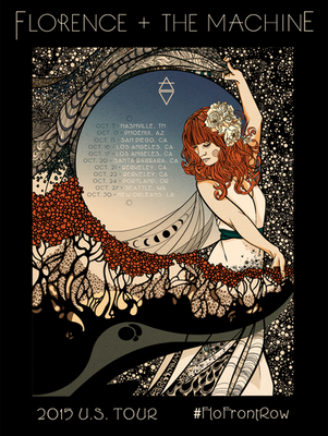 Florence + The Machine Poster