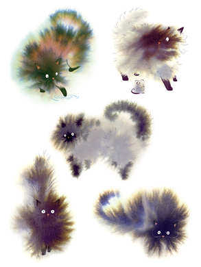 Floof Chonk Collection