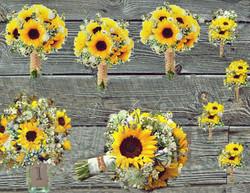 Sunflower wedding edited