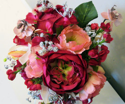 Top of Dynasty's bouquet