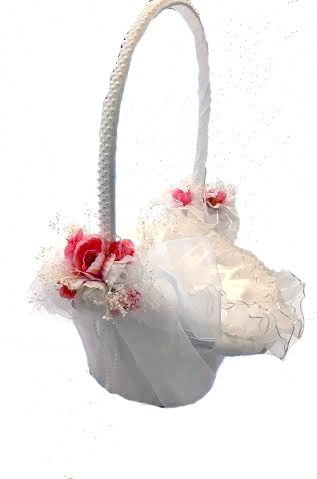 Ashley Opito Flower Girl basket