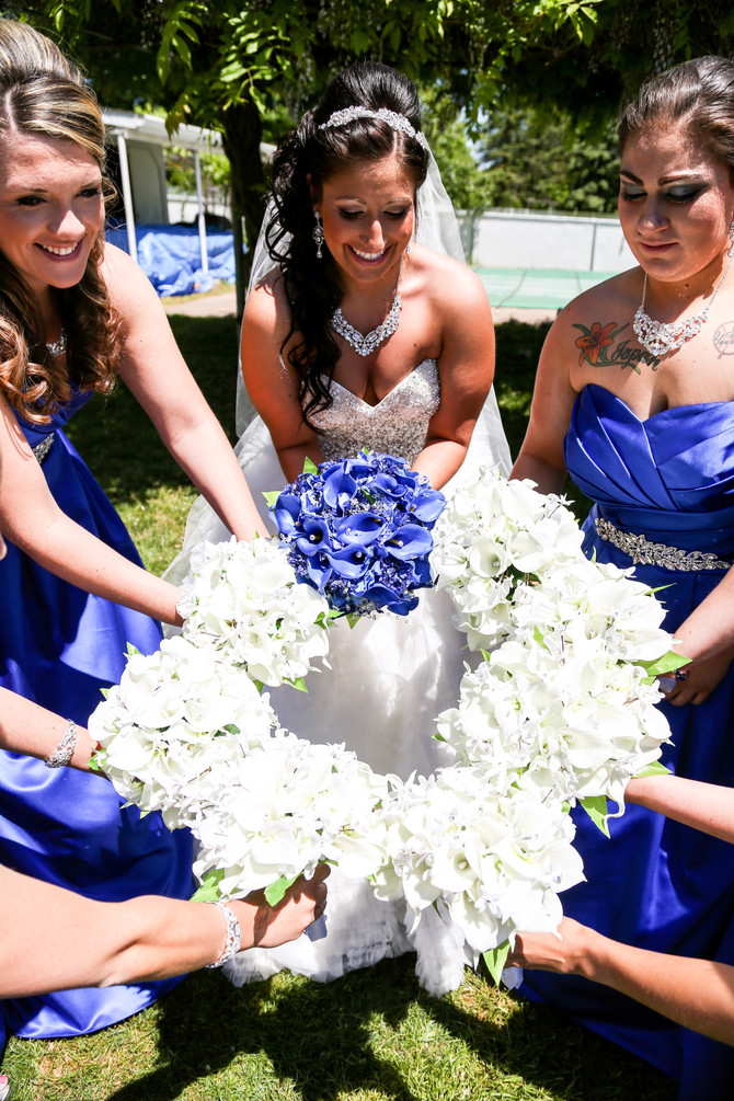 Silk Wedding Flowers Save More Than Just Money
