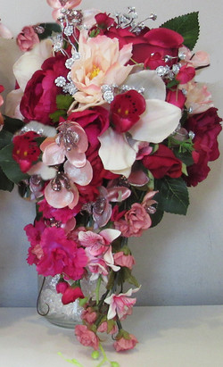 Front view of Olivia's bouquet - Copy