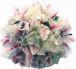 Ashley Opito Bridesmaid Bouquet