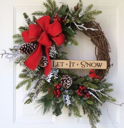 Let it snow wreath_edited