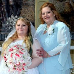 Ingrid and Ashley Opito