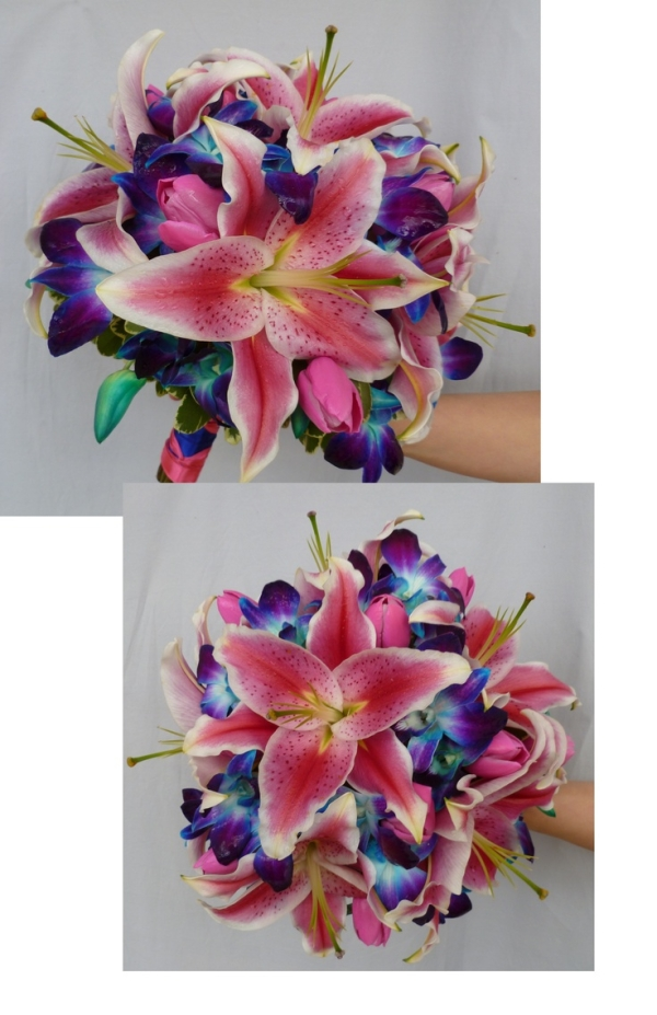 Jr. Bridesmaid bouquets - Copy