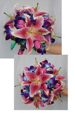 Jr. Bridesmaid bouquets - Copy