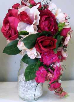 Other side view of Olivia's bouquet - Copy