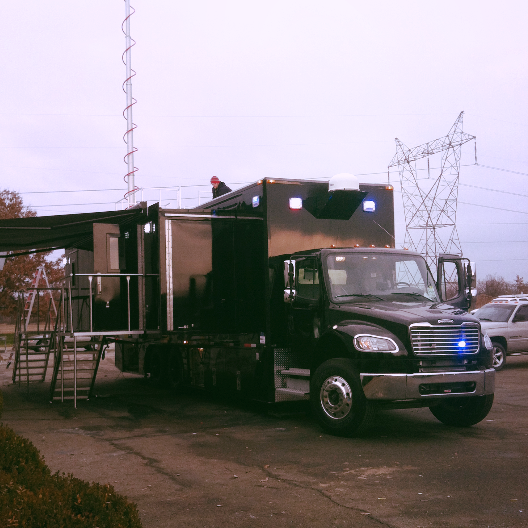 The Mobile Command Difference.... Portland, ME