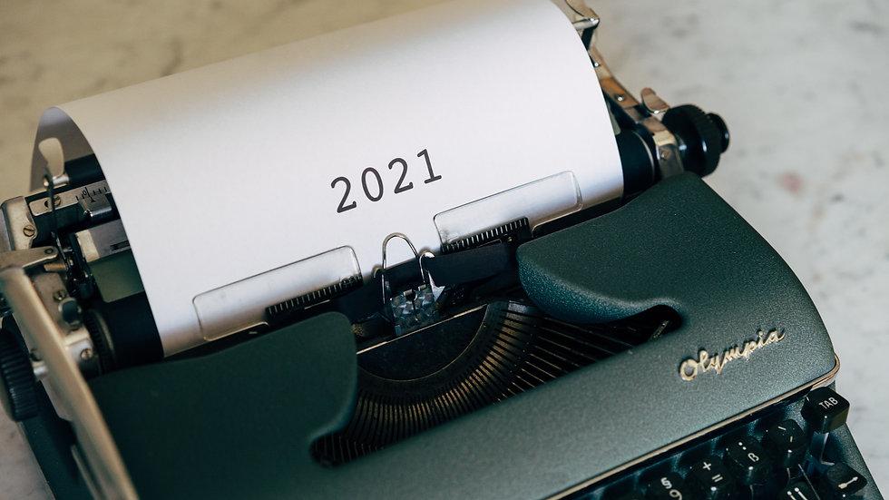 Modèle de voeux 2021
