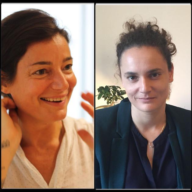 Caroline Morlat et Aliénor Rouffet Opération CYRANO