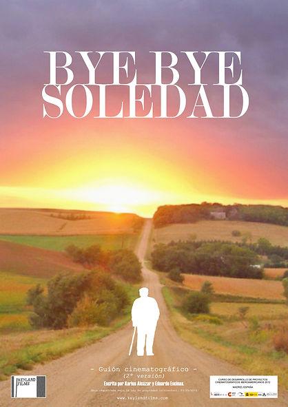 BYE BYE SOLEDAD  Poster Dossier largomet