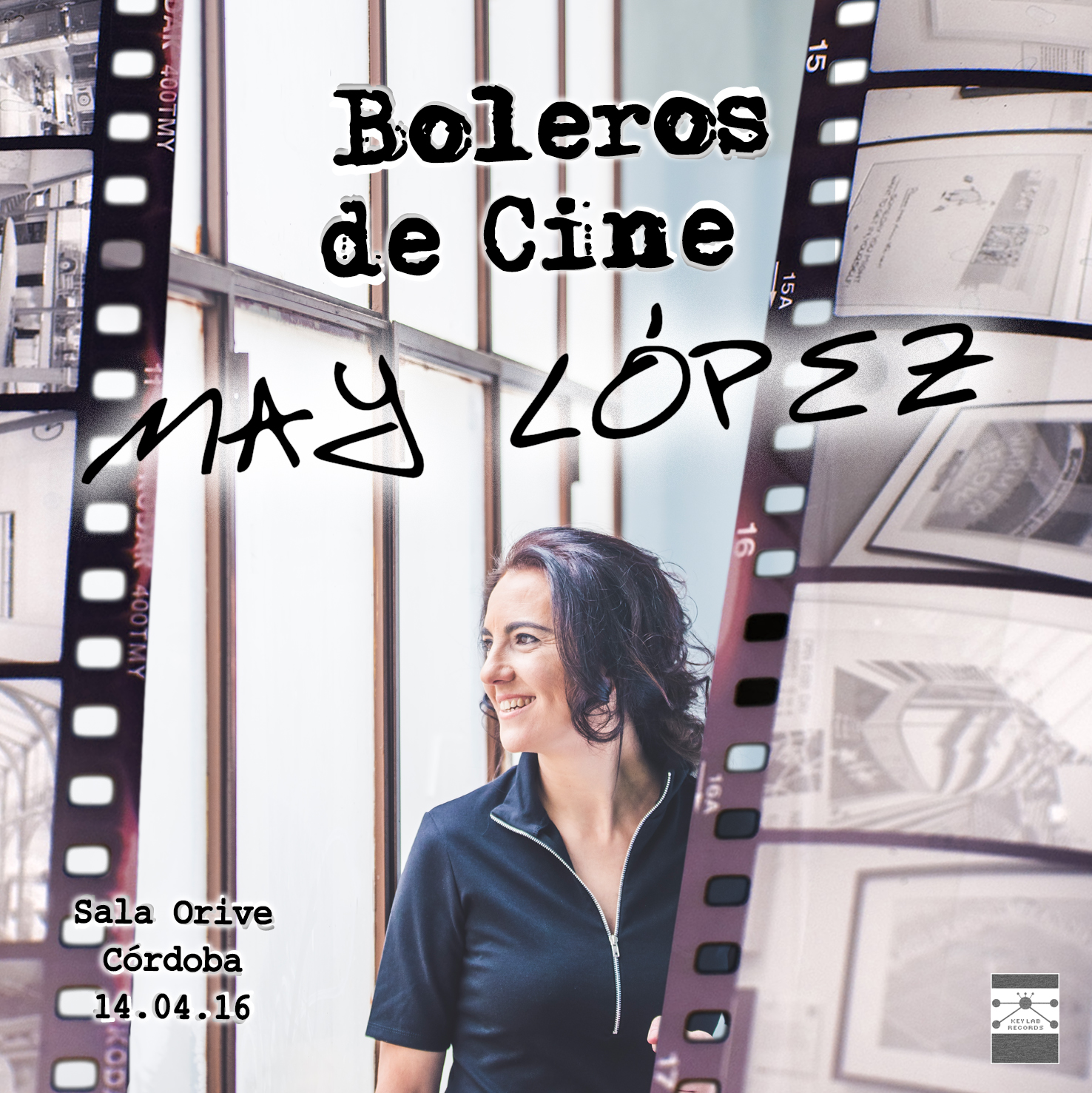MAY LOPEZ - ORIVE 2016 CD