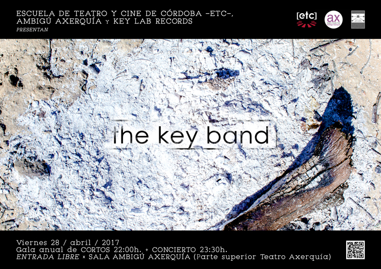 THE KEY BAND - DISEÑO CARTEL
