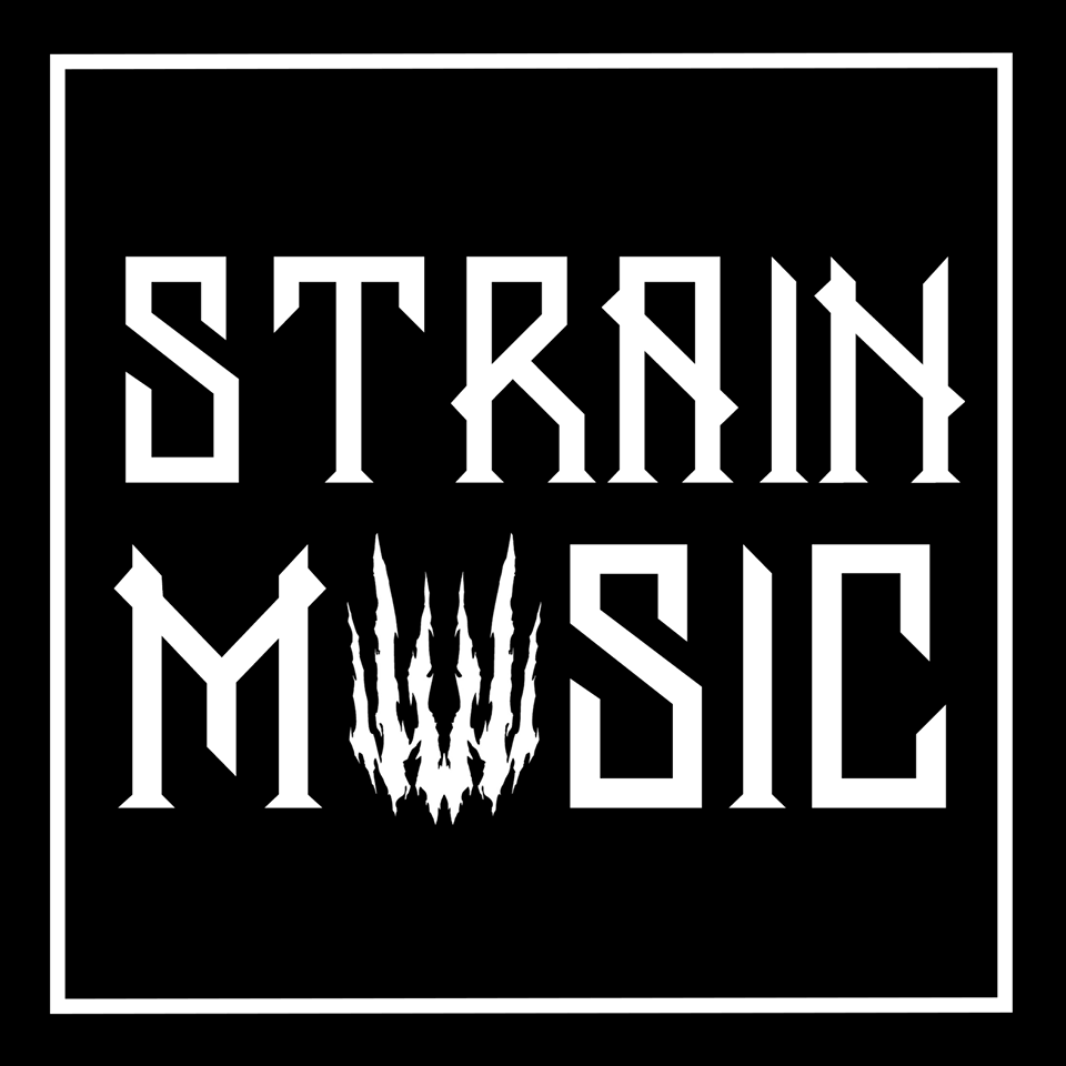 logo strain music