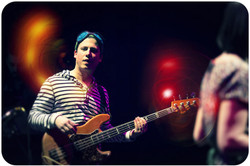 Szerető Dániel-basszusgitár