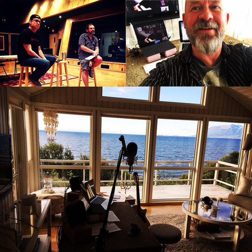 Online Songwriting retreat fall 2020