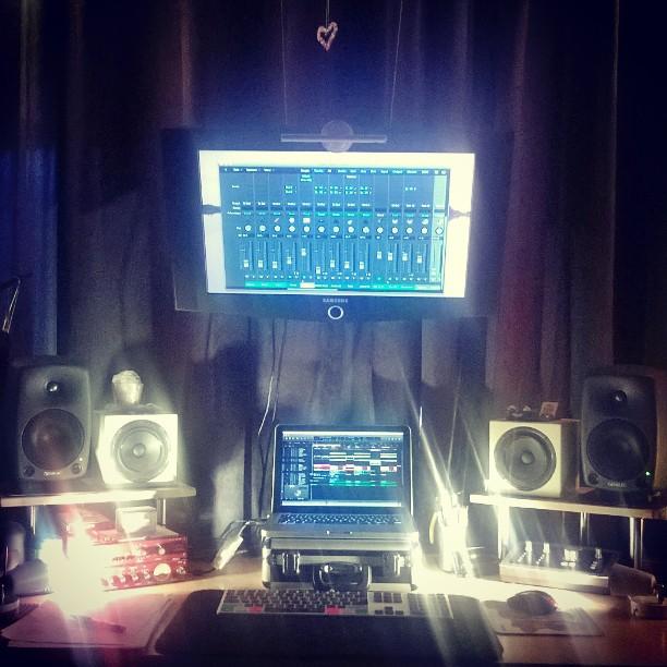 Old setup.
