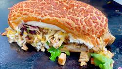 Garlic Chicken Sandwich