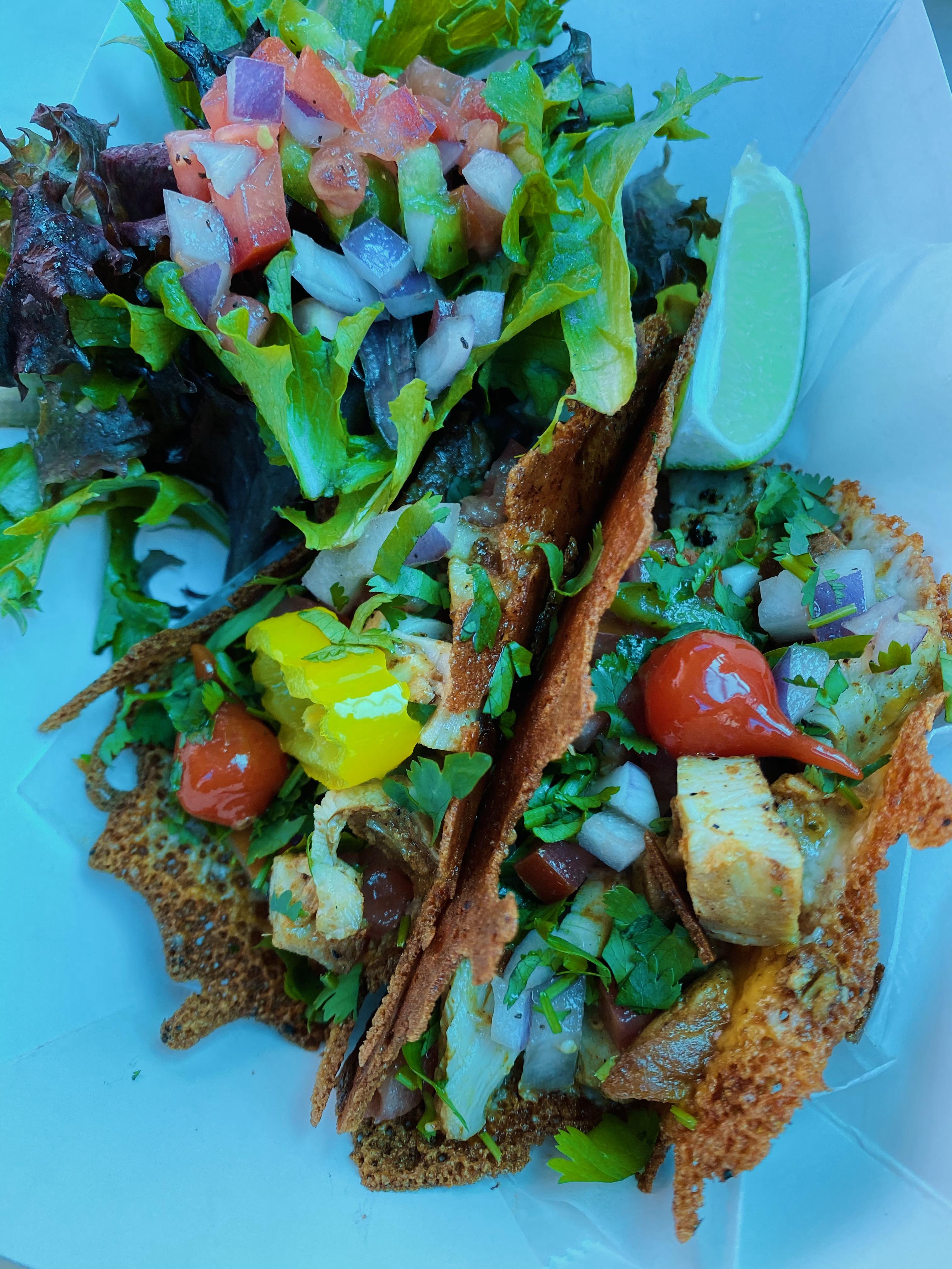Keto Taco