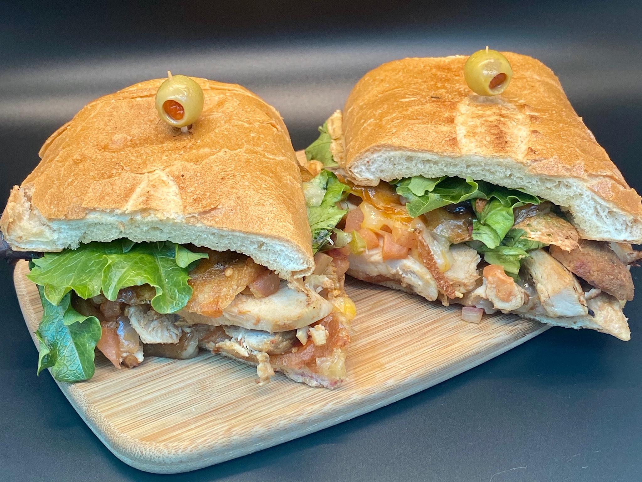Brazuca's Sandwich
