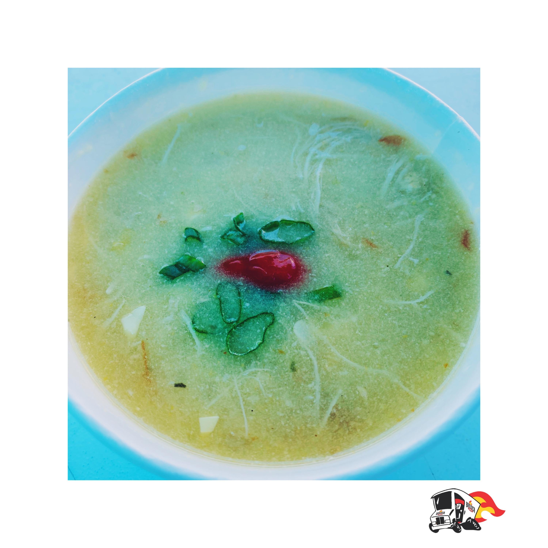 Brazilian Style Chicken Soup - Caldo de Frango