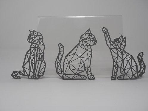 Katzen  3 Set