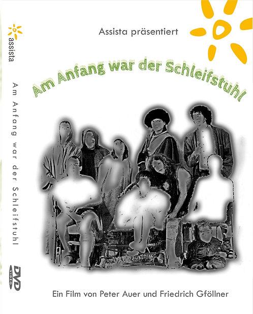 """DVD """"Am Anfang war der Schleifstuhl"""""""