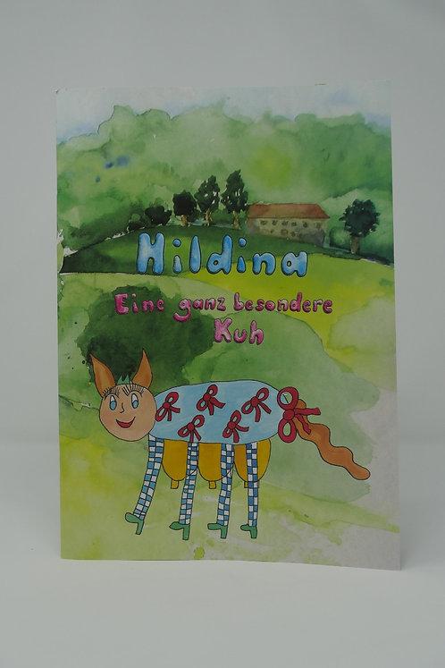 Malbuch Hildina