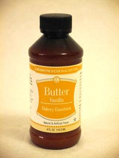 Bakery Emulsion Butter Vainilla