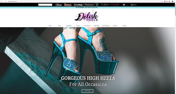 Delish Heels