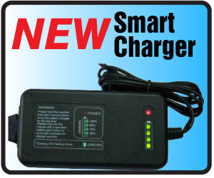 New Smart Battery Charger