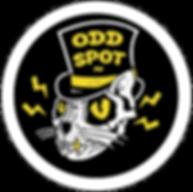 The Odd Spot Clothing Large Logo